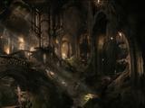 Jaskinie Thranduila