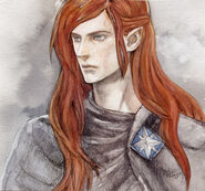 Maedhros portrait by dalomacchi-d4sgw5h