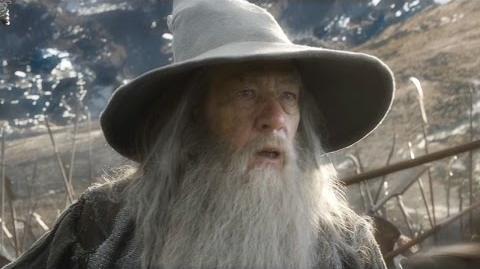 """""""Hobbit- Bitwa Pięciu Armii""""- Klip z filmu."""