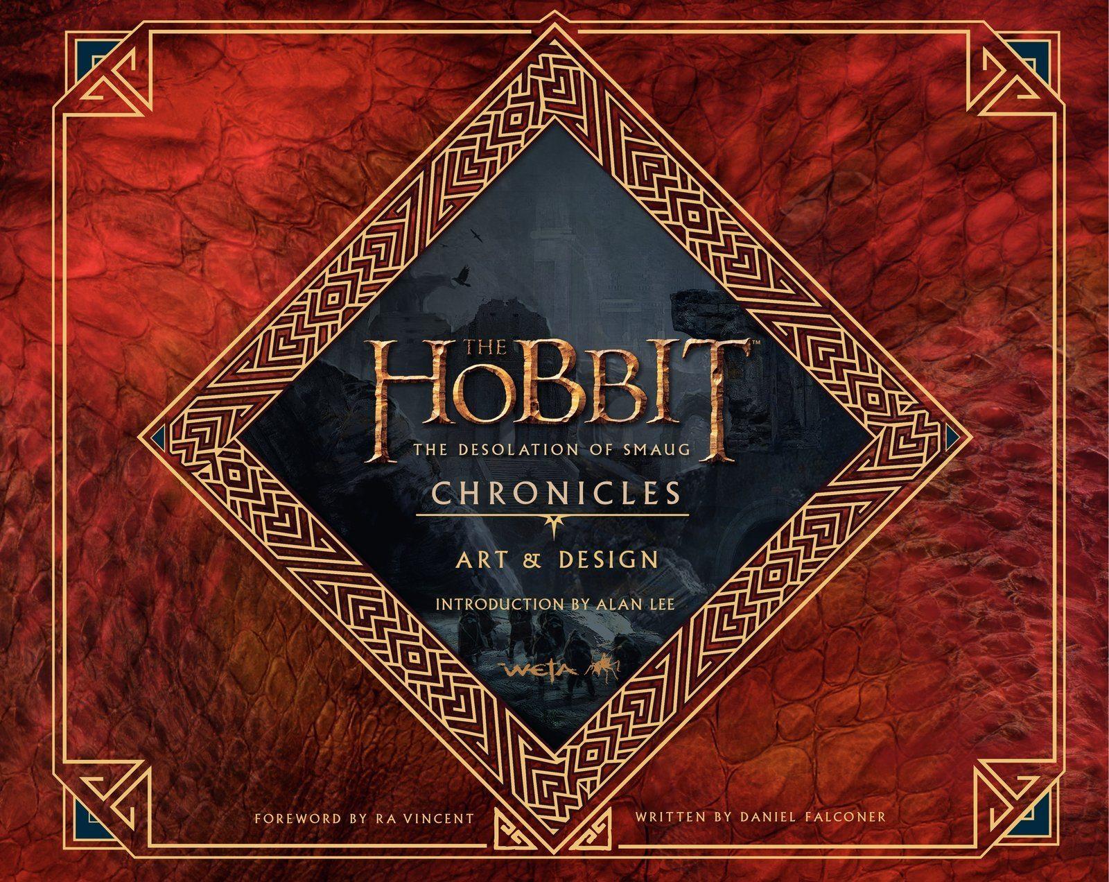 The Hobbit: The Desolation of Smaug Chronicles: Art & Design