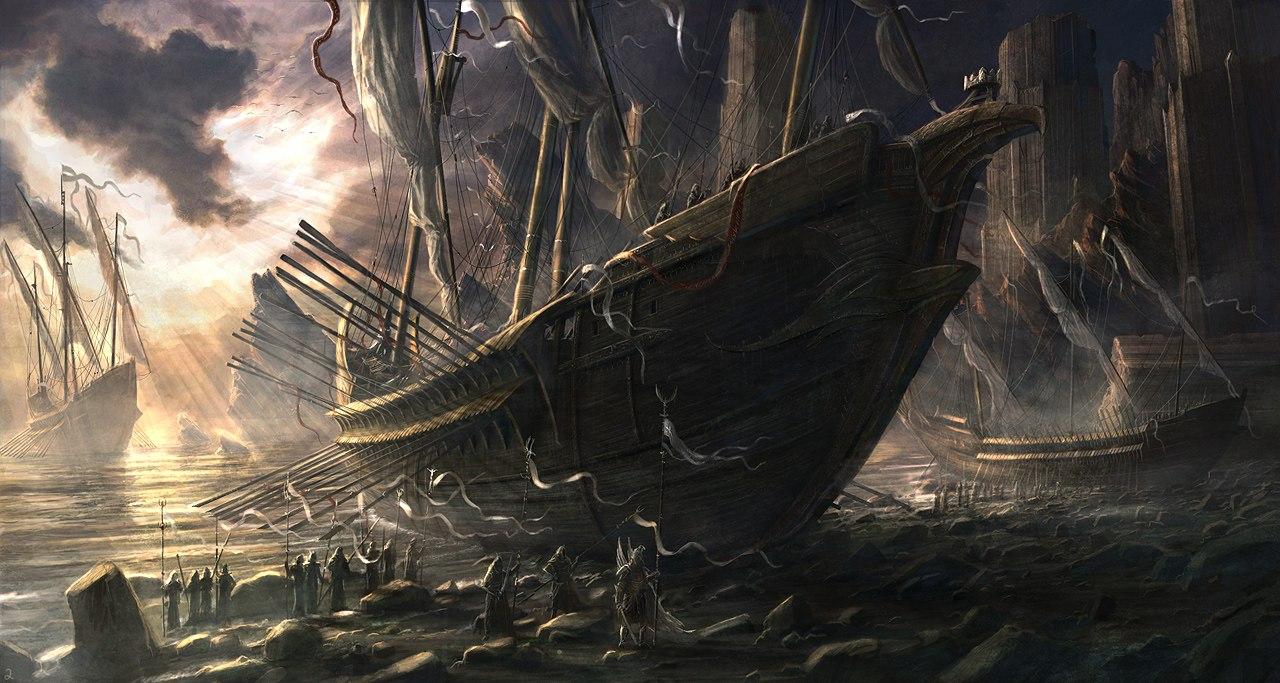 Флот Нуменора