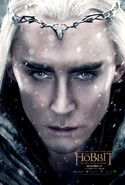 Thranduil TBOT5A Poster