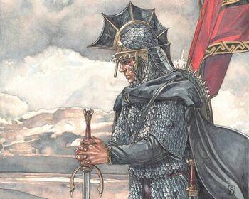 Czarny Númenorejczyk