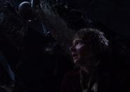The Hobbit-An Unexpected Journey-Gollum&Bilbo Baggins