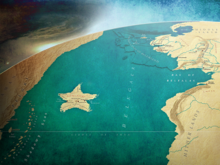 7. The Empire of Numenor Under Ar-Pharazôn and the Drowned Lands of Beleriand by Jamie Whyte