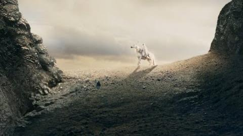 """The Lord of the Rings The Two Towers (2002) - """"Forth Eorlingas"""" scene 1080"""