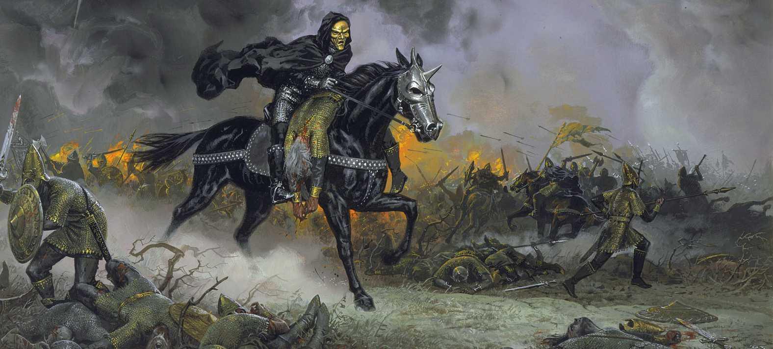 Battle of Tumhalad