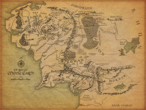 Middle-earth during the Third Age