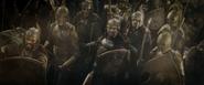 Last Alliance soldiers - FotR