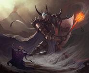 Мелькор проти Фінґольфіна3