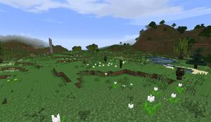 Eriador B27.2 - Flowers and Mountains