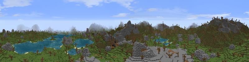 A panorama of Tolfalas.