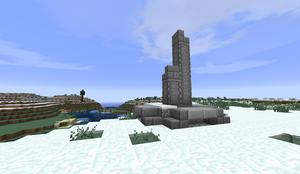 Small Stone Ruins - Plinth PB28