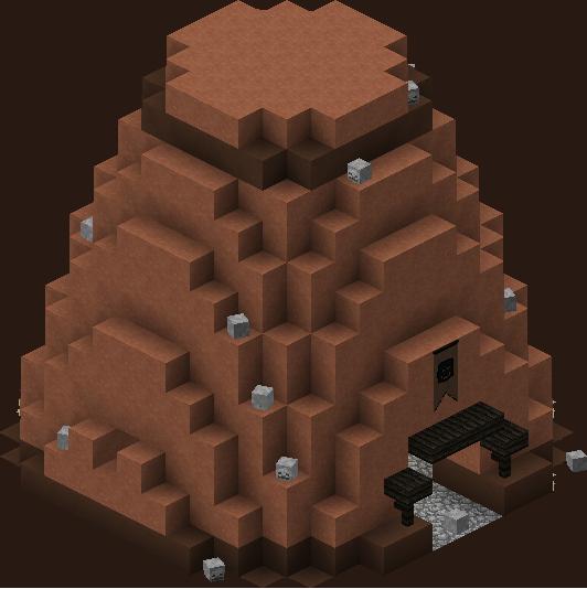 Half-troll Warlord House