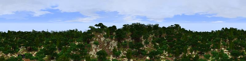 Panorama Umbar Forests
