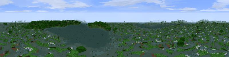 Panorama Far Harad Swampland