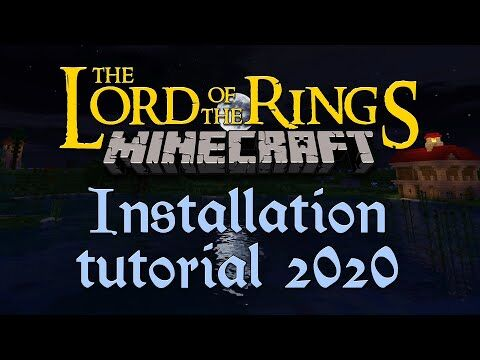Installing_the_Minecraft_Lord_Of_The_Rings_Mod_in_2020