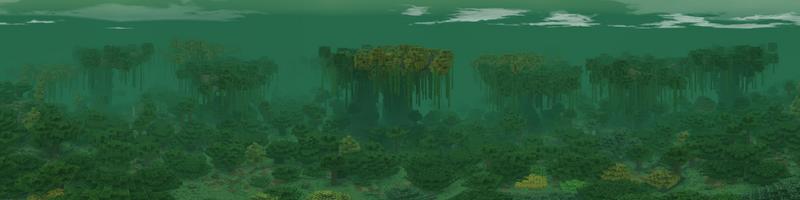 Panorama Fangorn
