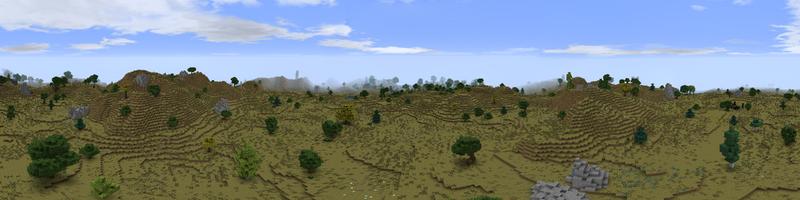 Panorama Lone-lands