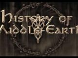 Servers/History of Middle-earth