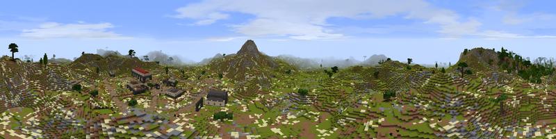 Panorama Umbar Hills
