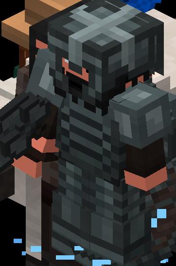 Dwarf Axe-thrower