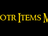 LOTR Items