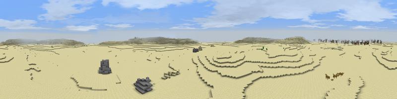 Panorama Great Desert