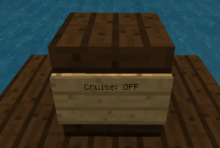 Harda movecraft cruise sign.png