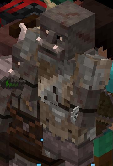 Half-troll Scavenger