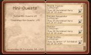 4 of 5 Galadhrim Kill Quests