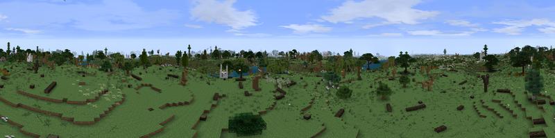 Panorama Ithilien Wasteland