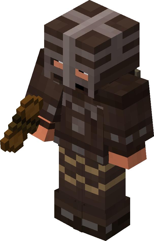 Dunlending Axe-thrower