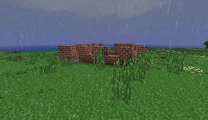Small Stone Ruins - Brick House in Gondor PB28