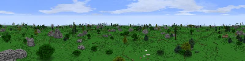 Panorama Vales of Anduin