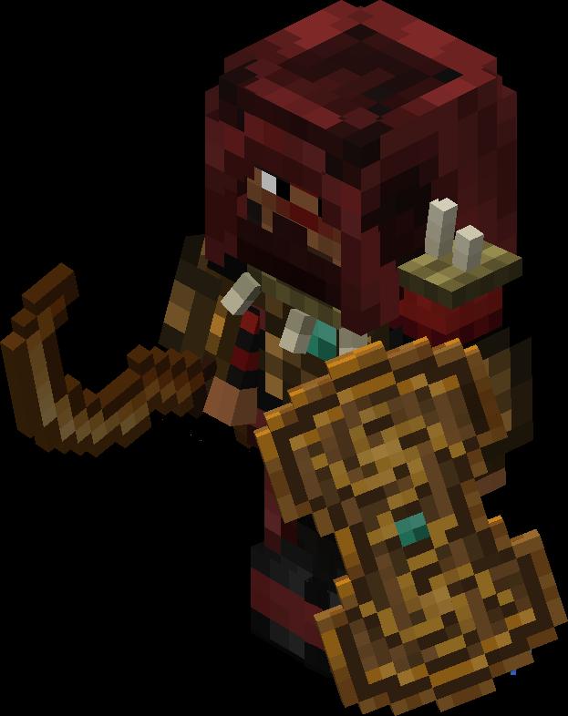 Gulfing Warrior