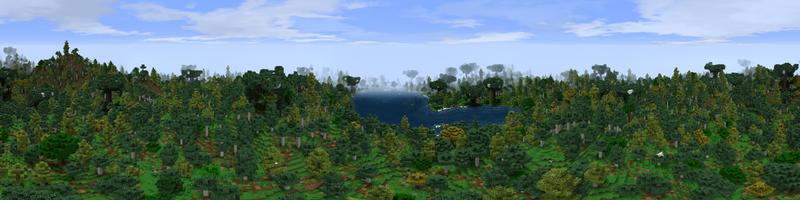 Panorama Lindon Woodlands