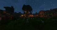 Dume Hobbiton Party tree