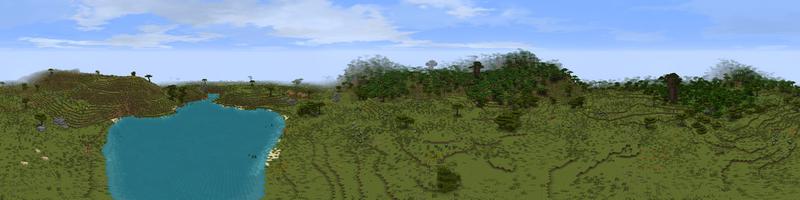 Panorama Far Harad Grasslands