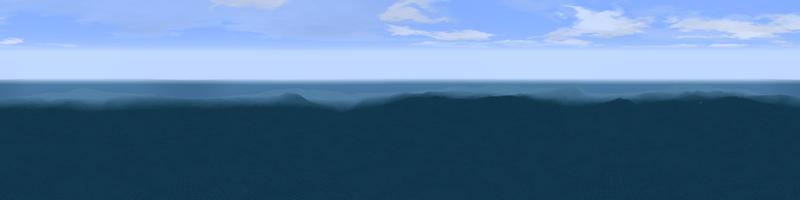 Panorama The Sea