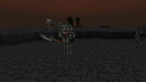 Mordor Orc with Scythe