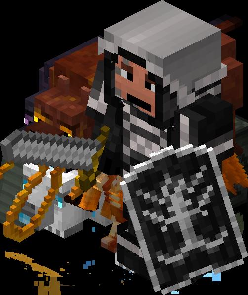Blackroot Vale Soldier