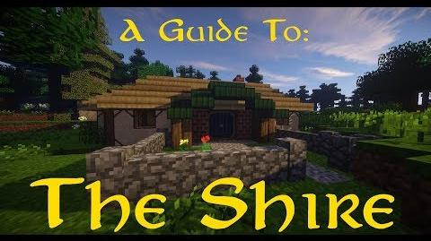 A Guide To The Shire - Lord of the Rings Mod