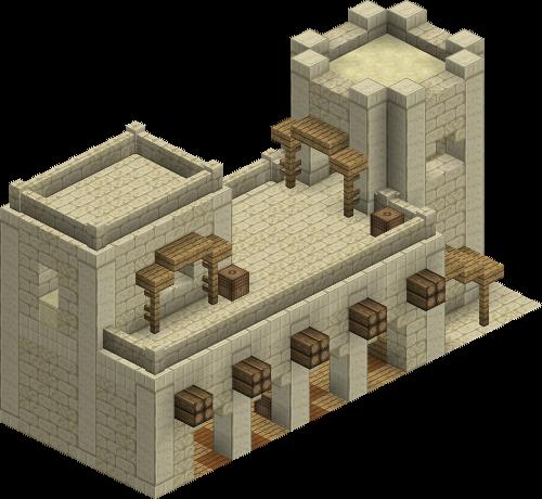 Ancient Harad Fortress