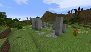 Small Stone Ruins - Rubble PB28
