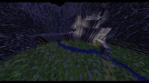 Helm's Deep PvP Map