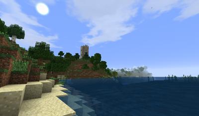 Eriador B27.2 - Lake Evendim.png
