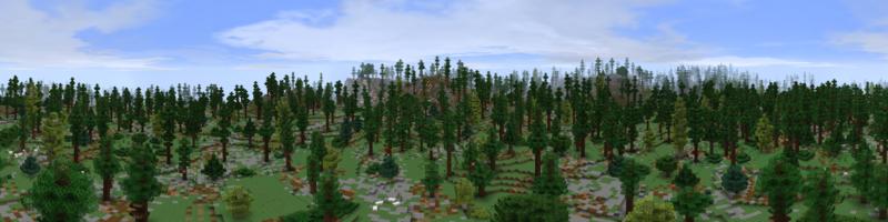Panorama Rivendell Hills