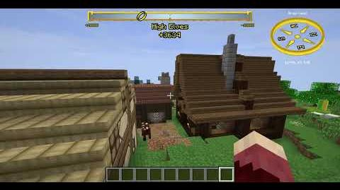 Legends of middle earth minecraft, bree