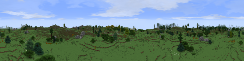 Panorama Anduin Hills